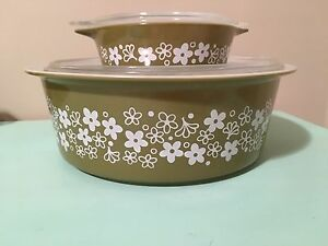 Pyrex hard to find big bertha and 471