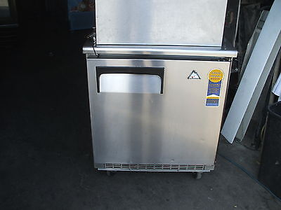 Everest Refrigerator Under Counter Casters 115v Ss 900 Items On E Bay