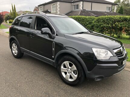 Holden Captiva 5 FWD 2010 Wagon Auto Low 84000 Klms Kellyville The Hills District Preview