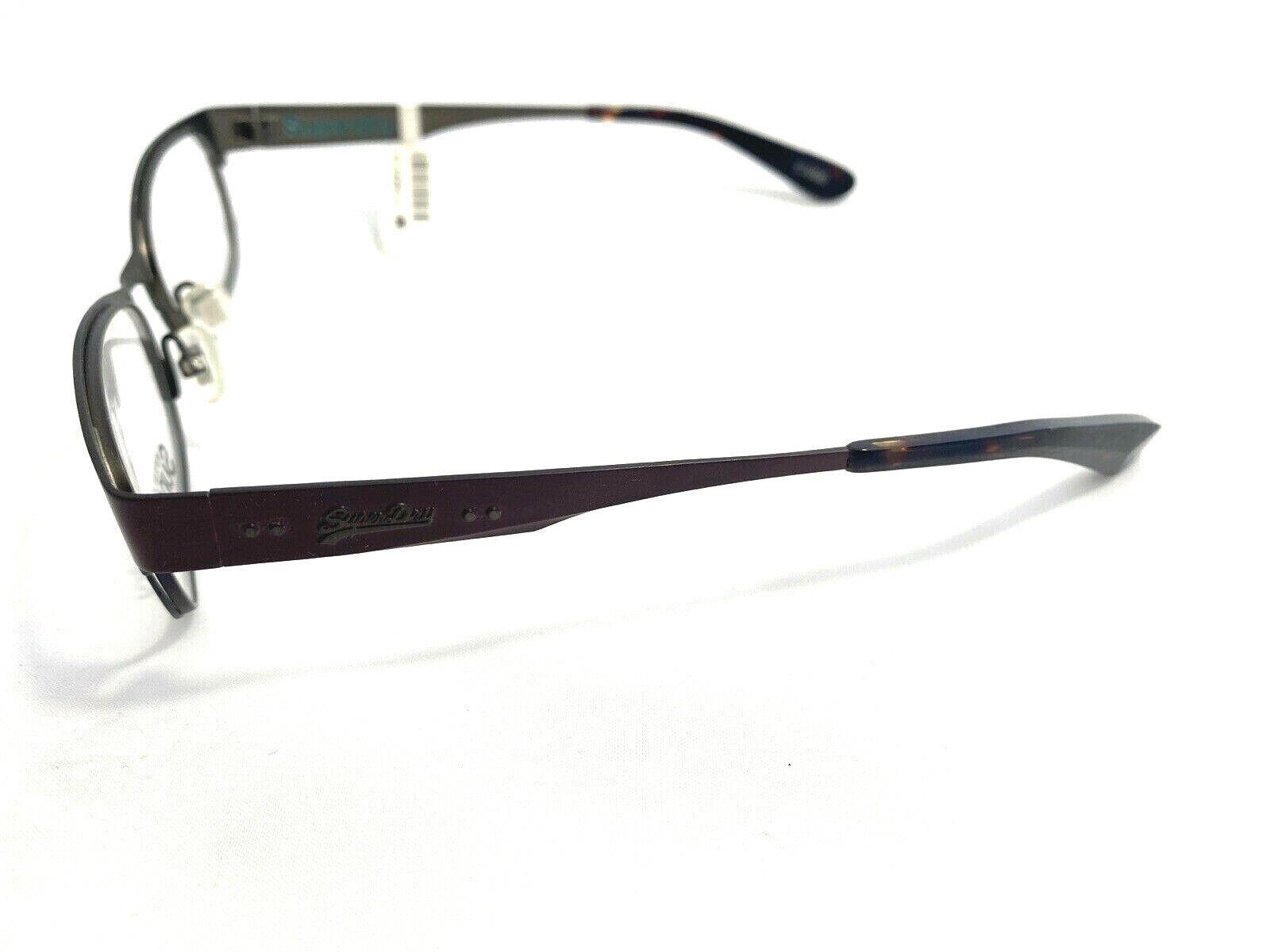 Superdry Unisex Brille Brillengestell Mod.Onwa Mehrfarbig Neu