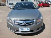 2010 Holden Cruze CDX Sedan - Manual Fyshwick South Canberra Preview