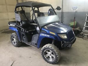 2011 Artic Cat Prowler 700 XTX