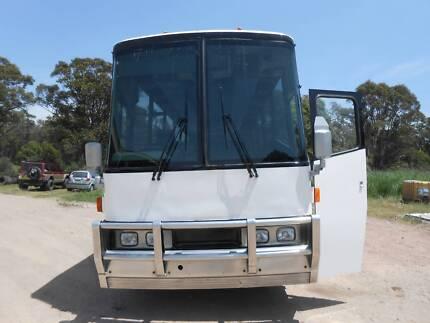 Denning bus coach. Anna Bay Port Stephens Area Preview