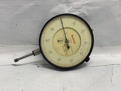 Starrett No. 25-441 Dial Indicator .001 - 1000 Used Good Condition