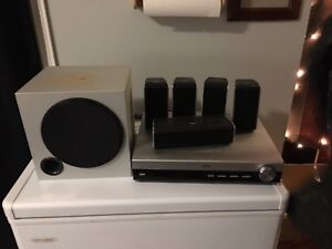 RCA Home theatre system