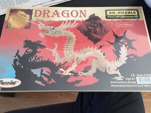 Brand New 3D Puzzle Dragon