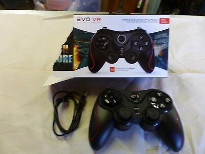 Evo Vr Wireless Bluetooth Gamepad Pro Level (Evo Vr Wireless Bluetooth Gamepad Pro Level)