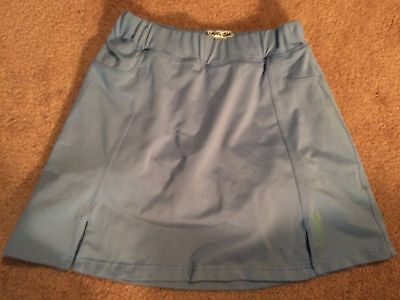 Pearl Izumi for Women Padded Cycling Skort Skirt  Tennis, Running, Training EUC