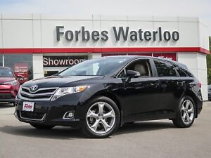 2015 Toyota Venza 1 OWNER XLE V6 AWD LOADED! 22033KM!