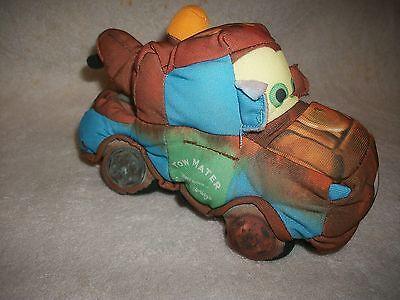 Disney Cars Tow Matter Plush Doll