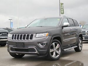 2015 Jeep Grand Cherokee Limited! Great Shape! Accident Free!