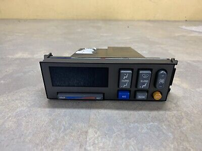 1988-1994 GMC Chevrolet Suburban digital climate control MAX A/C OEM 16204866