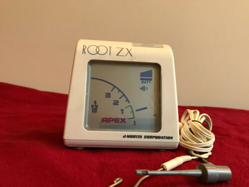 Original J Morita Root ZX Dental Endodontic Apex Locator / Apex Finder