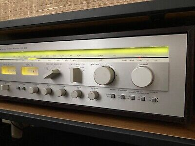 Vintage receiver - Yamaha Natural Sound CR-840 Stereo Receiver