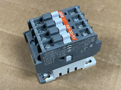 NEW ABB A9-30-10 Contactor 1SBL141001R8410 110/120V Coil FAST SHIPPING