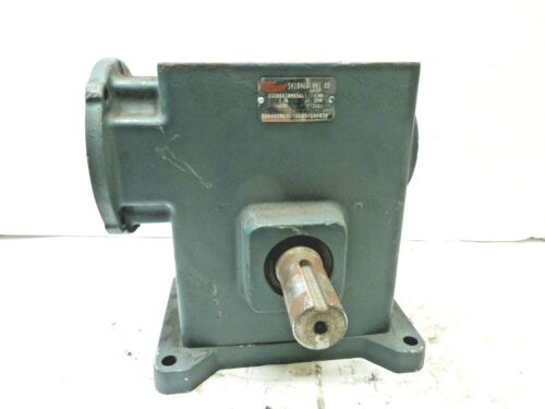 DODGE TIGEAR GEAR SPEED REDUCER, Q350B030M056L1, 5418461 001 KB, 30:1, 2.78 HP,
