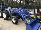 Iseki TG6490 power shuttle tractor not Kubota or John deere