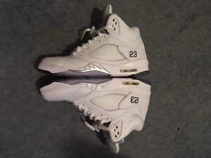 Size 12 Jordan 5s and 6s