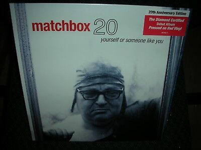 MATCHBOX 20 **Yourself or Someone Like You **NEW COLORED RECORD LP VINYL