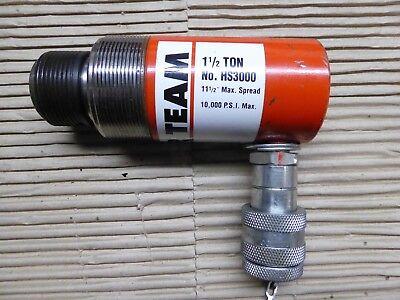Spx Power Team 1 12 Ton Hydraulic Cylinder Hs3000