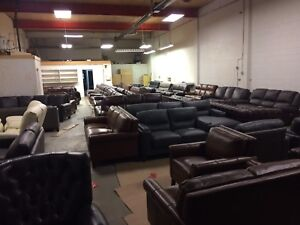 LEATHER LIQUIDATION ••• 2 DAY SALE ••• 100% Leather