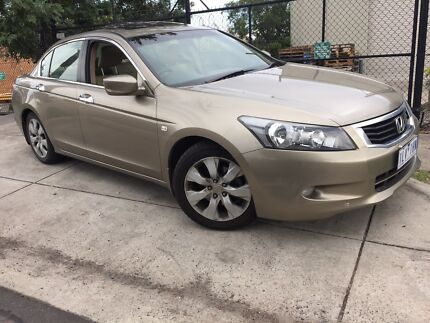 2008 Honda Accord VTi Luxury Auto Sedan Moorabbin Kingston Area Preview
