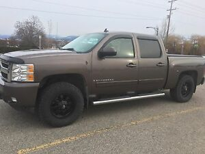 REDUCED! 2008 Chevy Silverado 1500 LTZ Z71