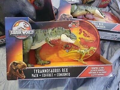Jurassic World Legacy Collection Tyrannosaurus Rex Pack T-Rex Jurassic Park NEW
