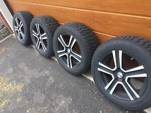 Avalanche Winter Tires 225/R17
