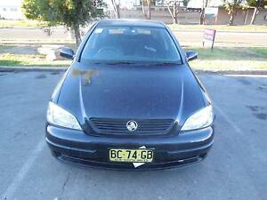 HOLDEN ASTRA TS 5DR 2000 WRECKING VEHICLE S/N V6993 Campbelltown Campbelltown Area Preview