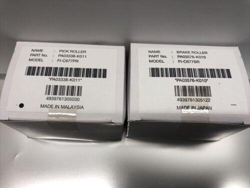 Genuine OEM Fujitsu PA03338-K011, PA03576-K010  FI-C677PR/FI-C677BR  (C1)