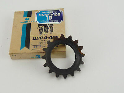 Dura Ace 10 Pitch Track Cog 16T Shimano Fits 10 Hub Only 16 Pista Last One  Nos