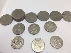 Coins coins and more coins