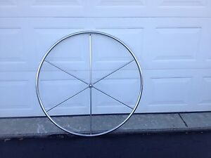 42 inch Edson Stainless Steel Sailboat Wheel