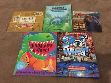 8 children's books- all in excellent condition Helensvale Gold Coast North Preview