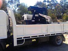 Truck & Bobcat Combination For Sale (Refer to description box) Batemans Bay Eurobodalla Area Preview