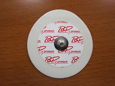 100 Pcs One Pouch Ecg Ekg Electrodes Foam 4345 Best Price On Ebay