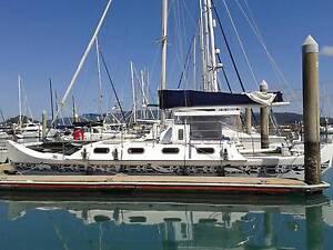 Beautiful Wharram Pahi 42 sailing catamaran for sale Port Douglas Cairns Surrounds Preview