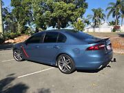 Ford Falcon XR6 Turbo 2016 Very Low Kms Labrador Gold Coast City Preview