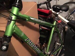Norco Plateau Hardtail Mountain bike , Carbon Fibre