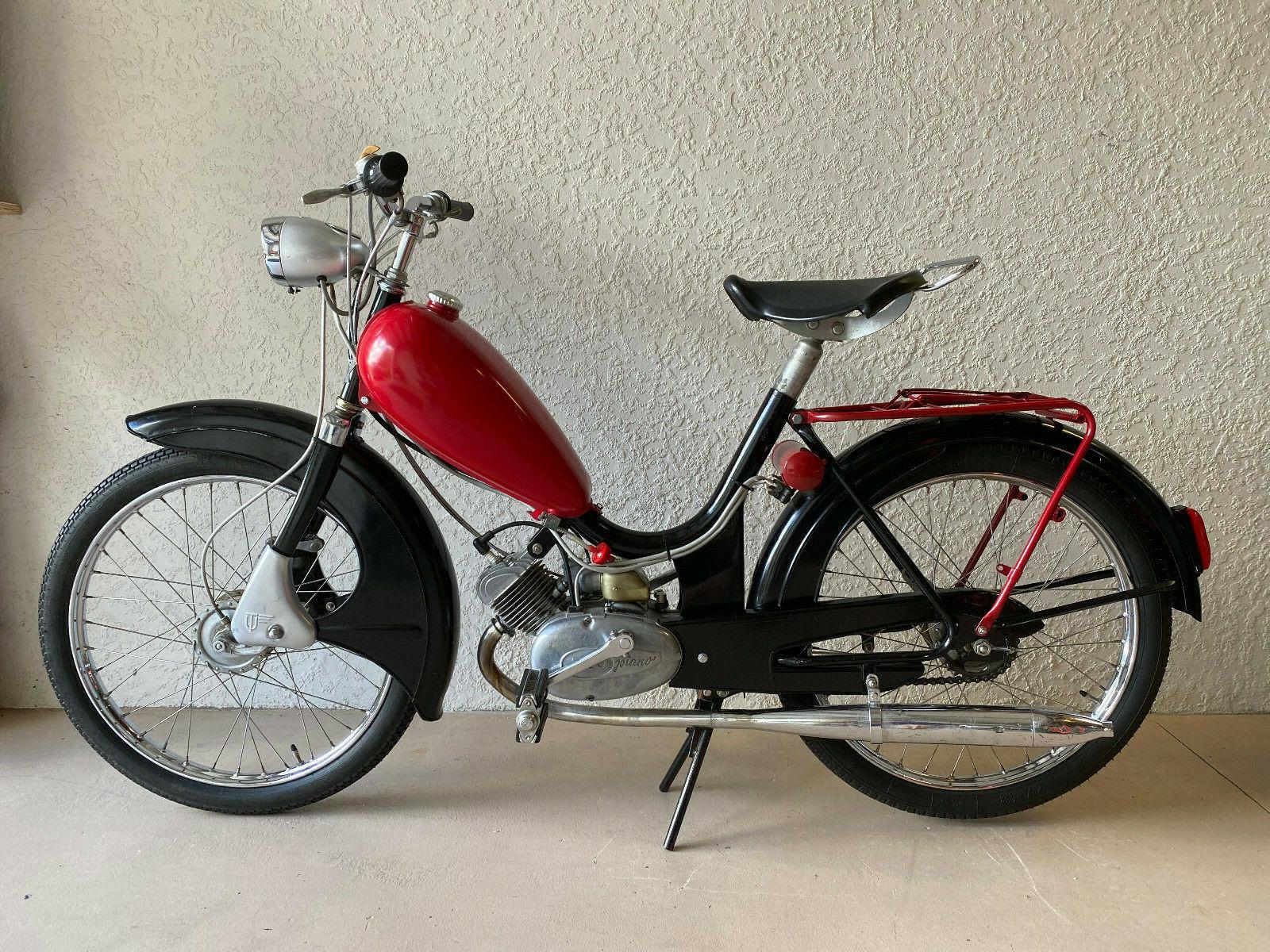 UT German Moped, JLO piano, G50 2 speed
