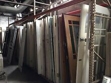 Various doors salvaged from house demolitions Croydon Burwood Area Preview