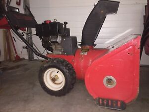 SNOWBLOWER 24""