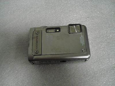 Nice Olympus Stylus Tough 8010 Waterproof Digital Camera - Silver