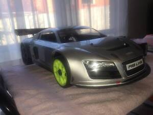 Kyosho GT2 Audi with extras Mordialloc Kingston Area Preview