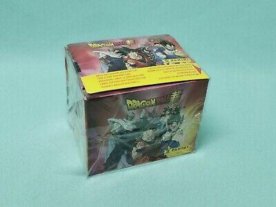 Panini Dragon Ball Super Sticker 1 x Display / 36 Tüten