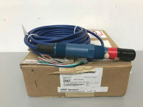 New Emerson Rosemount Analytical Model 3900-01-12 ORP Sensor 3900*4483649