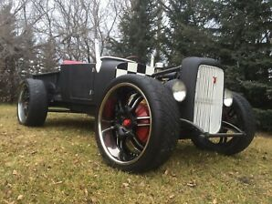 ROADSTER CONVERTIBLE 1926 MODEL T RETROROD RAT ROD