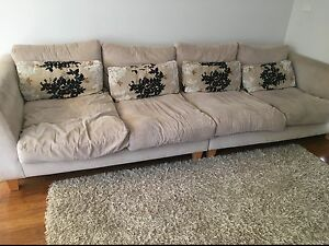 Lounge plus two armchairs FREE Normanhurst Hornsby Area Preview