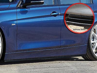 M-PERFORMANCE NEU SCHWELLER SEITENSCHWELLER PGBM11 FÜR BMW F30 F31  2011